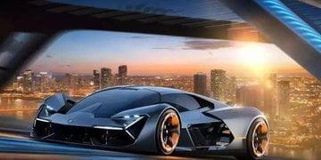 Lamborghini Terzo Millennio img.huglero.com