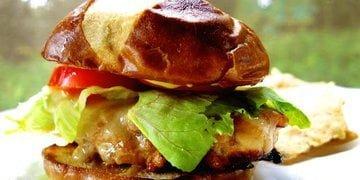 tavuk burger img.huglero.com