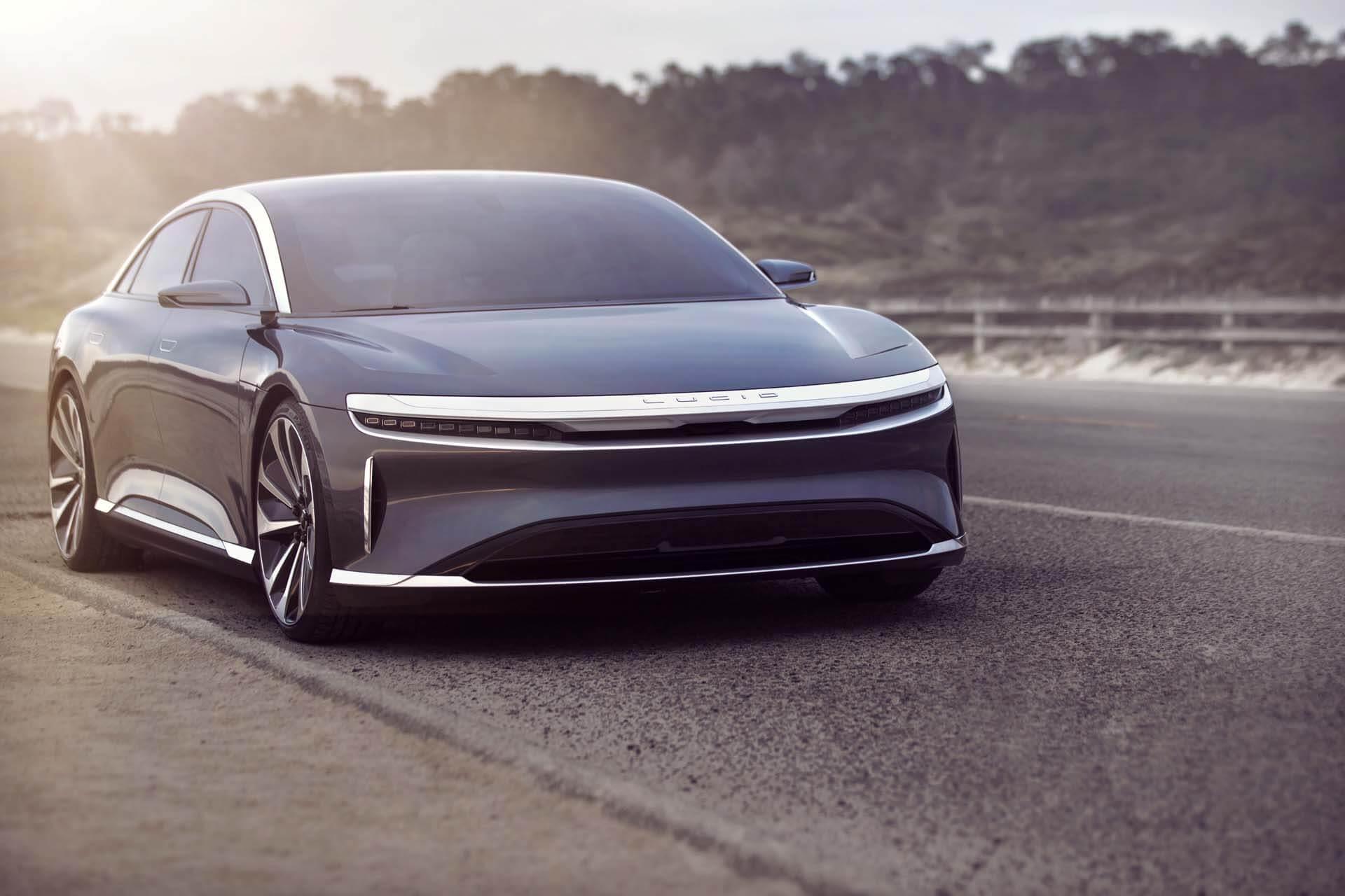 lucid air elektrikli otomobil https://huglero.com