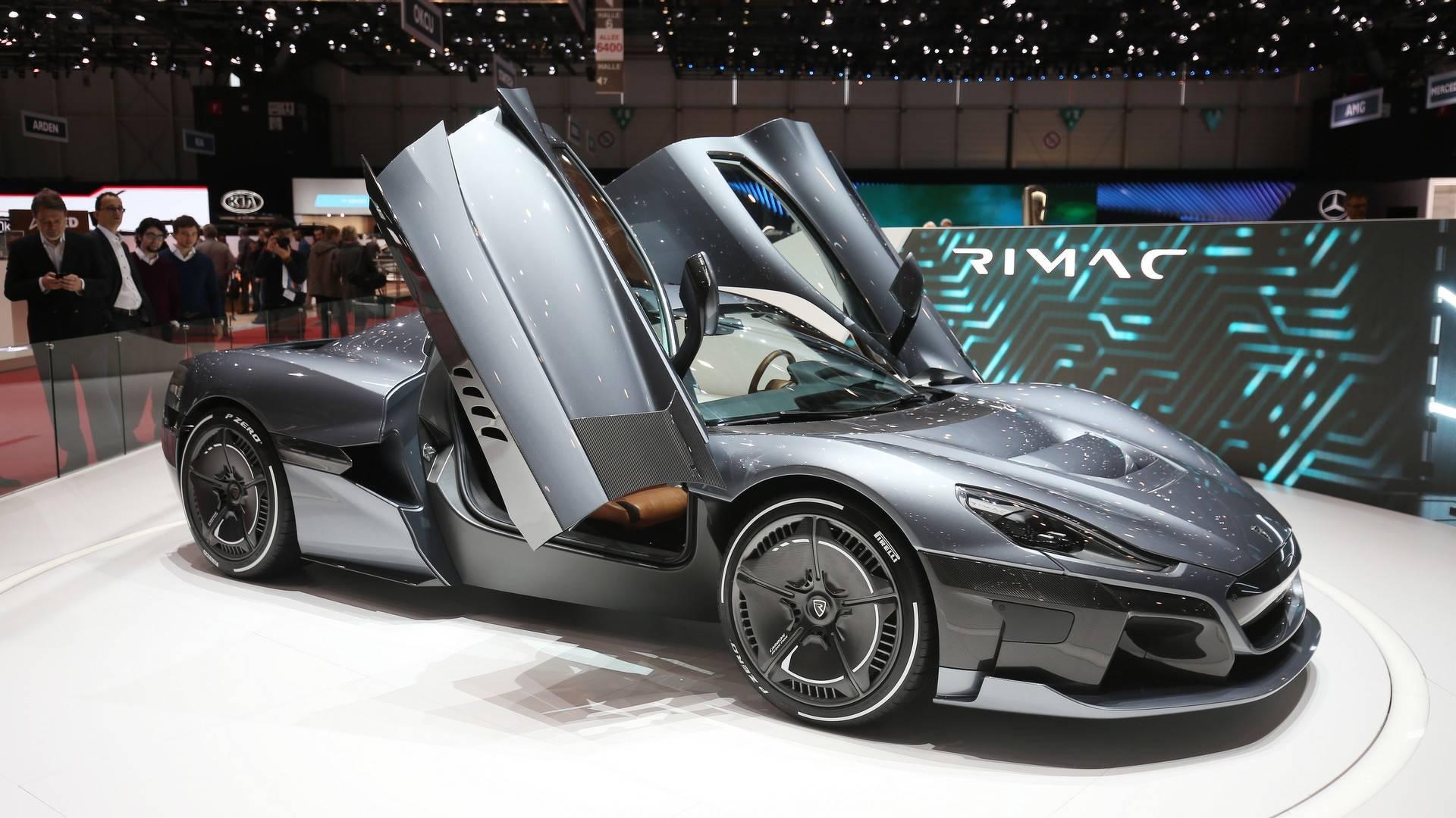 Dünyadaki en hızlı elektrikli otomobiller rimac concept 2 elektrikli otomobil https://huglero.com