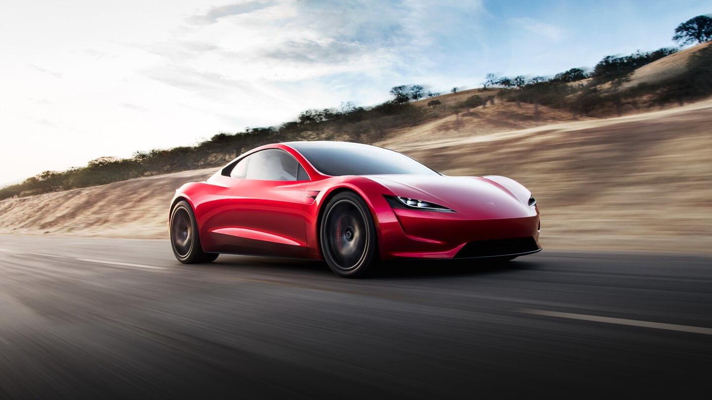 tesla roadster elektrikli araba dünyanın en hızlı elektrikli arabaları içinde zirveye oynuyor https://huglero.com