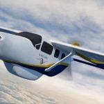 hibrit elektrikli uçak https://huglero.com