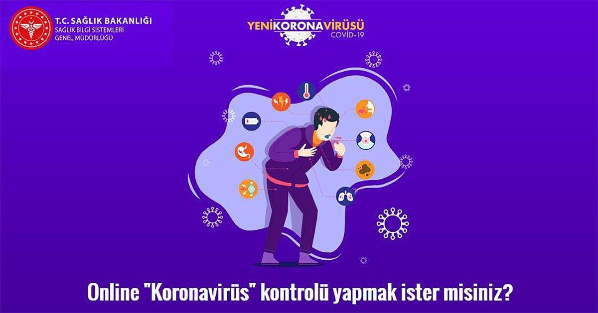 coronavirüs online test https://huglero.com
