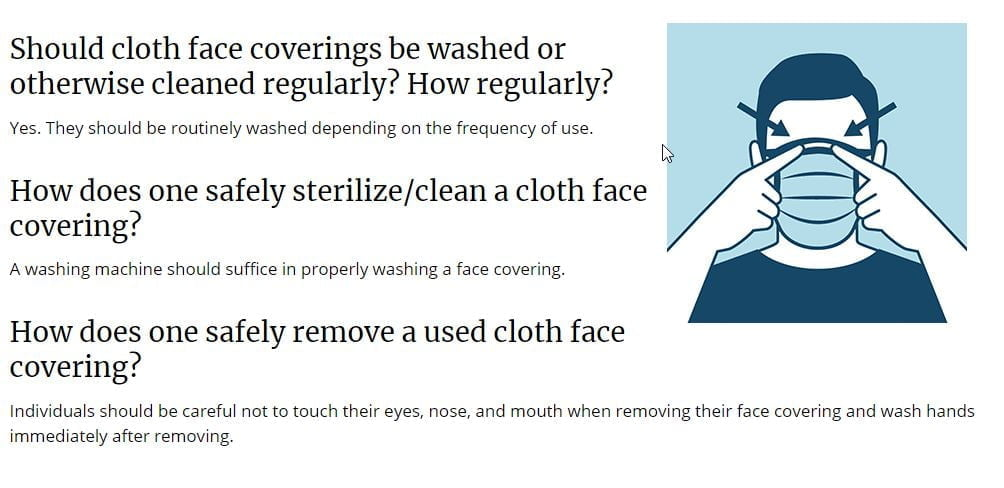 Bez maske ev yapımı, homemade mask infographic https://huglero.com