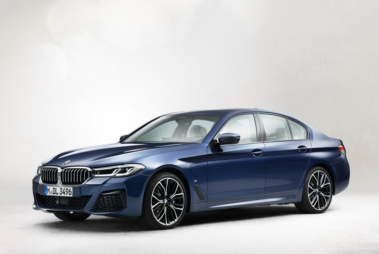 2021 BMW 530e plugin hibrit CLI facelift https://huglero.com