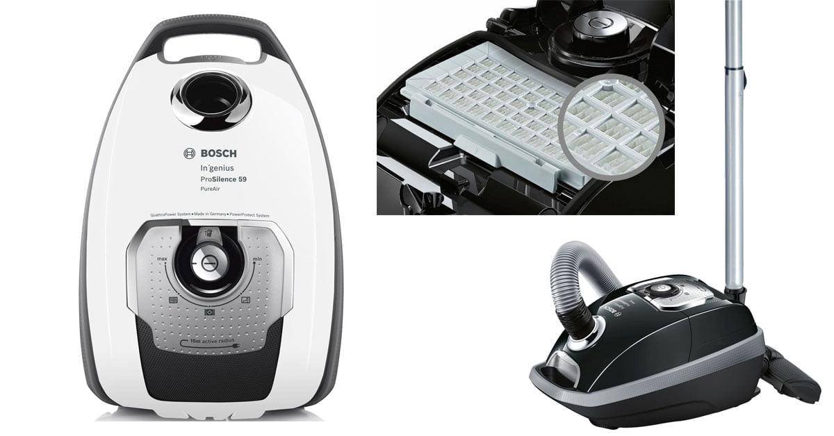 Bosch In'genius pro en sessiz süpürgelerden bir diğeri https://huglero.com