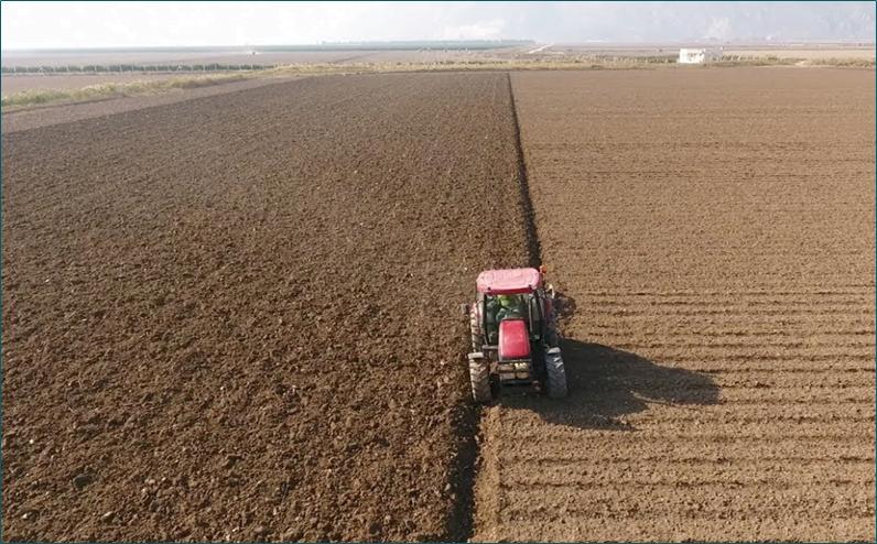 Mısır ekimi öncesi toprak hazırlığı nasıl yapılır? https://huglero.com