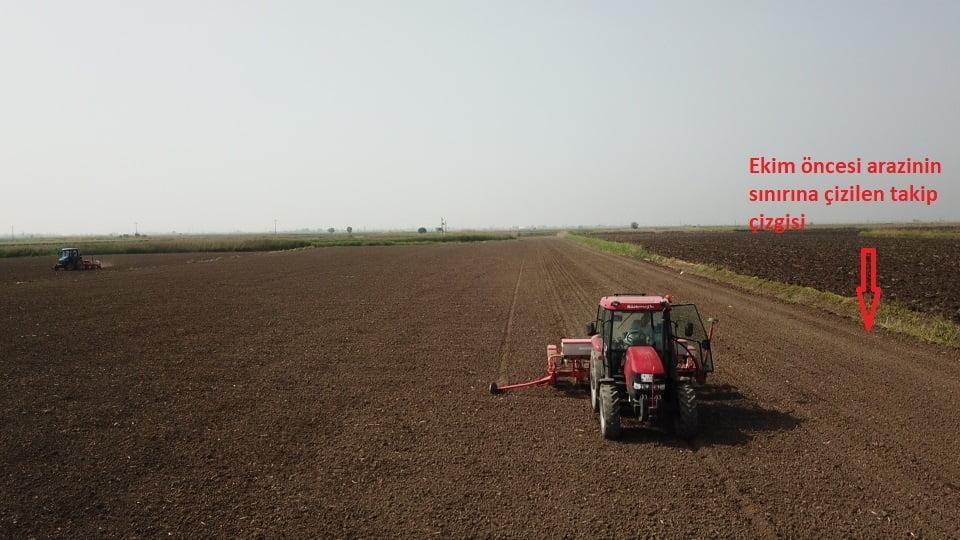 Mısır tohumu ekimi nasıl yapılır mısır ekimi takip çizgisi https://huglero.com