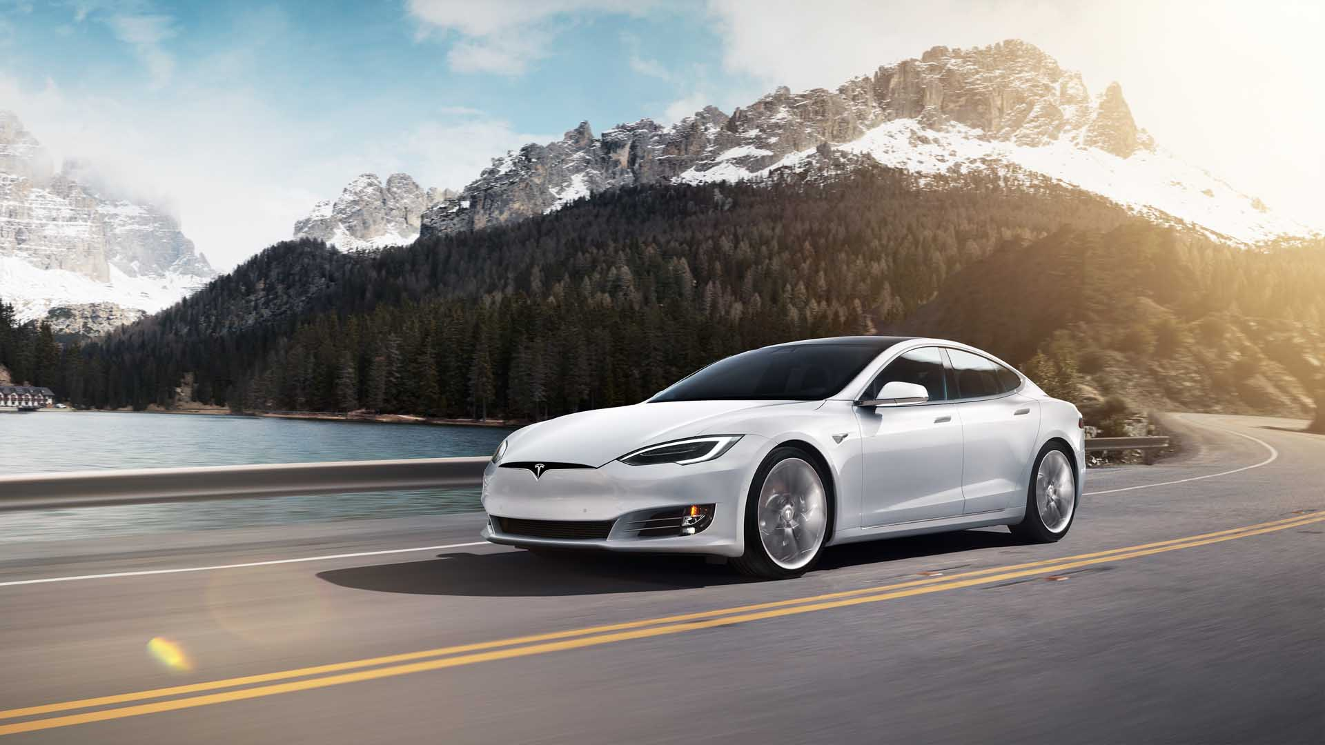 2020 Tesla model s long range plus