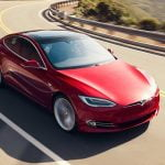 tesla model s long range plus 2020