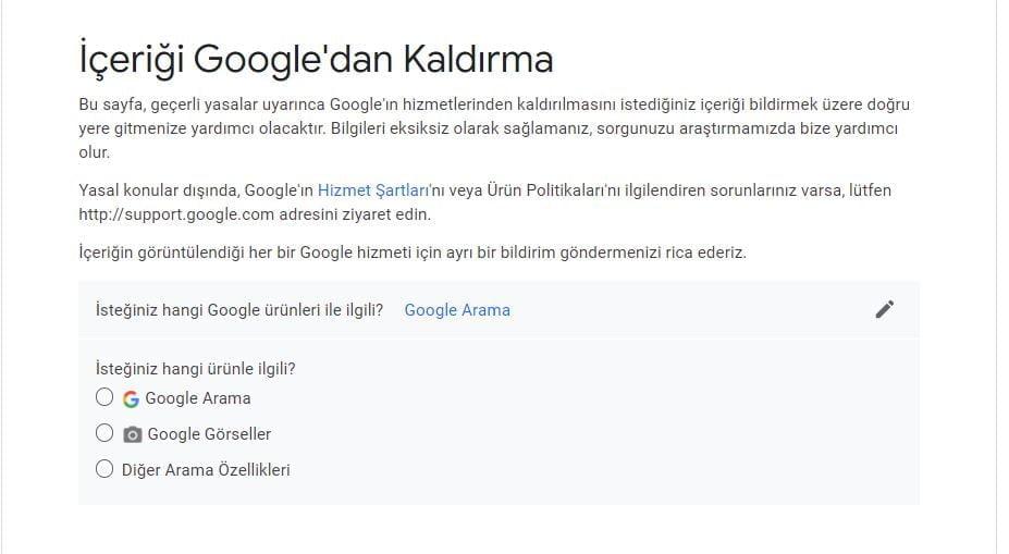İçerik çalan siteyi google'a şikayet etme plagiarism bildirisi https://huglero.com
