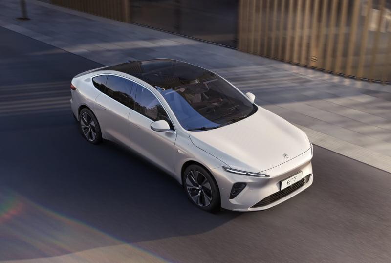 Nio et7 elektrikli otomobil tasarımı, özellikleri ve fiyatı https://huglero.com