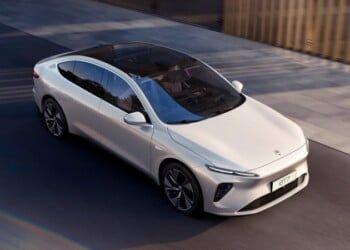 Elektrikli otomobil Nio ET7 https://huglero.com