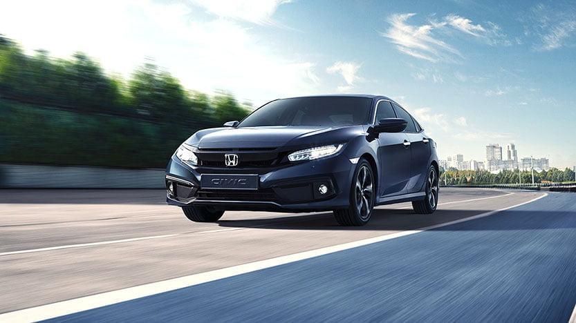 Honda civic sedan bağımsız süspansiyonlu araç https://huglero.com