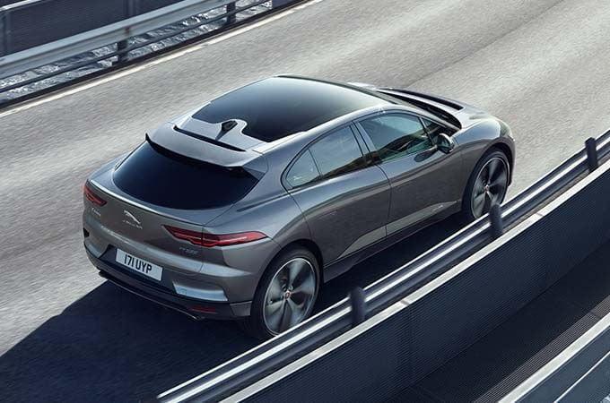 Jaguar i-pace elektrikli otomoibl bağımsız ve ayarlanabilir süspansiyona sahip https://huglero.com