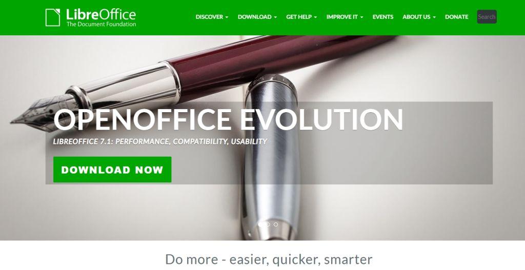 LibreOffice office alternatifi https://huglero.com