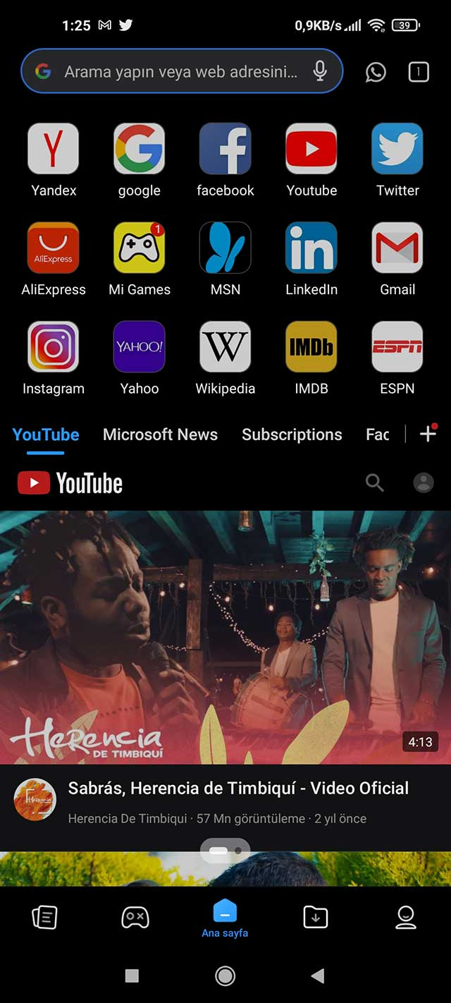 Xiaomi mi search kaldırma, yerine google search geri getirme https://huglero.com