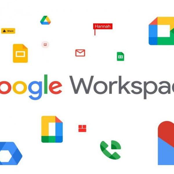 Google workspace logo https://huglero.com