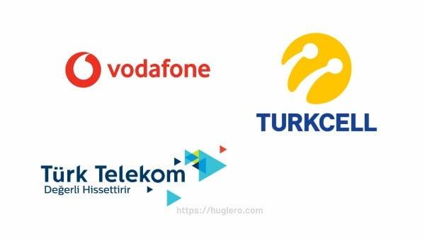 Türkiye mobil operatörler ve numara değiştirme- operatörlerin teknik verileri https://huglero.com