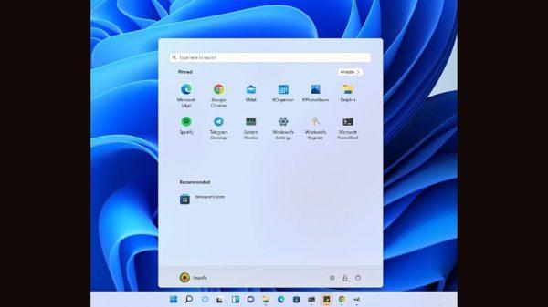 Linuxfx dağıtımı - windows görünümlü Linux https://huglero.com